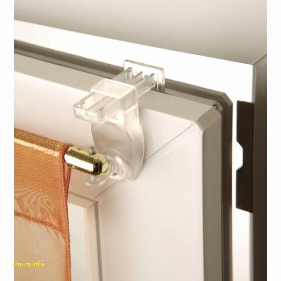 tringle armoire sans percer bright