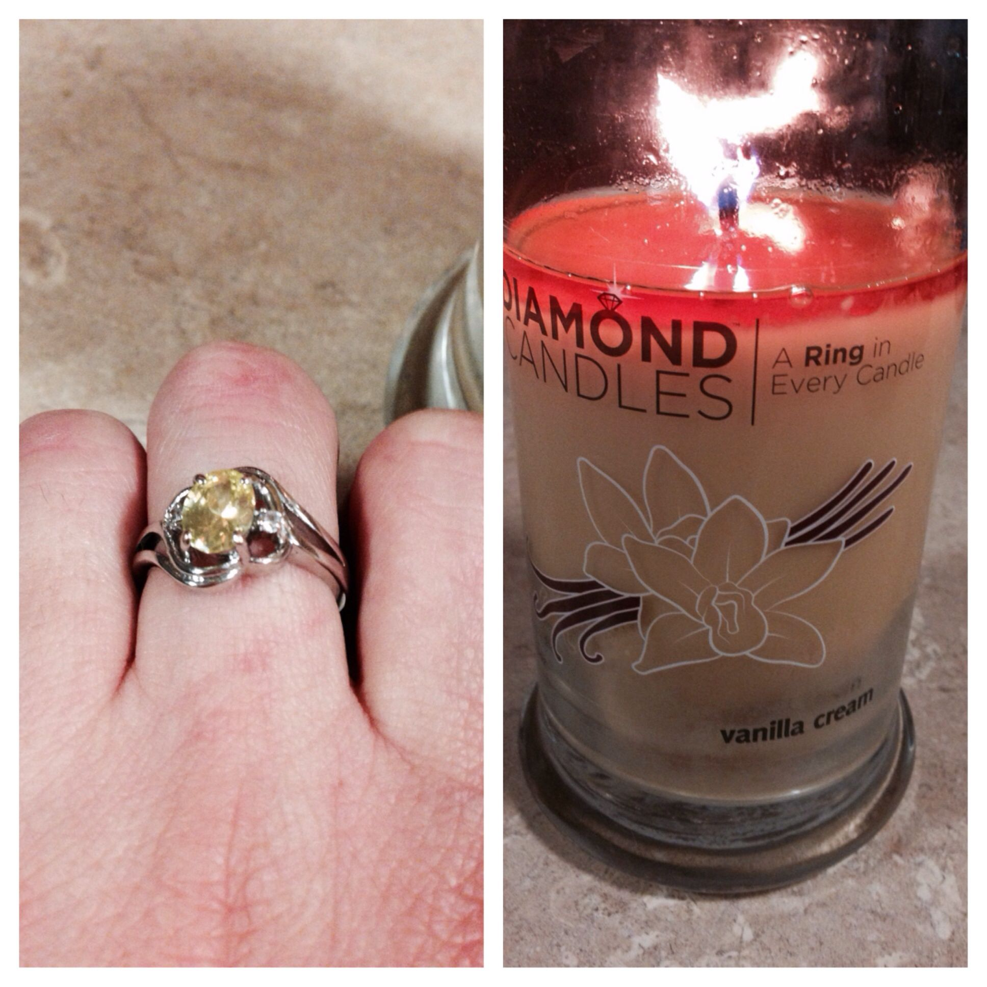 Diamond Candle Love Them I M Addicted Diamond Candles Candles Candle Jars