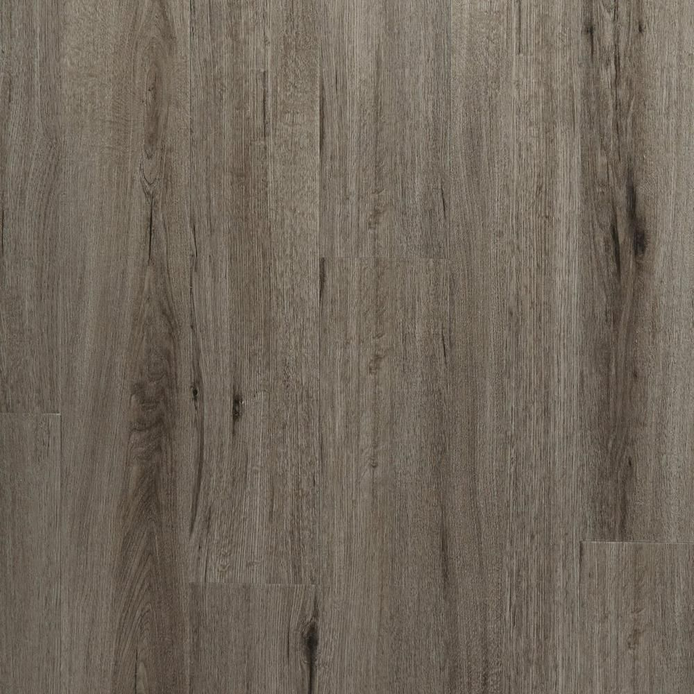 Duralux Performance Tuscan Greige Luxury Vinyl Plank With Foam Back 6in X 36in 100406354 Floor And Decor
