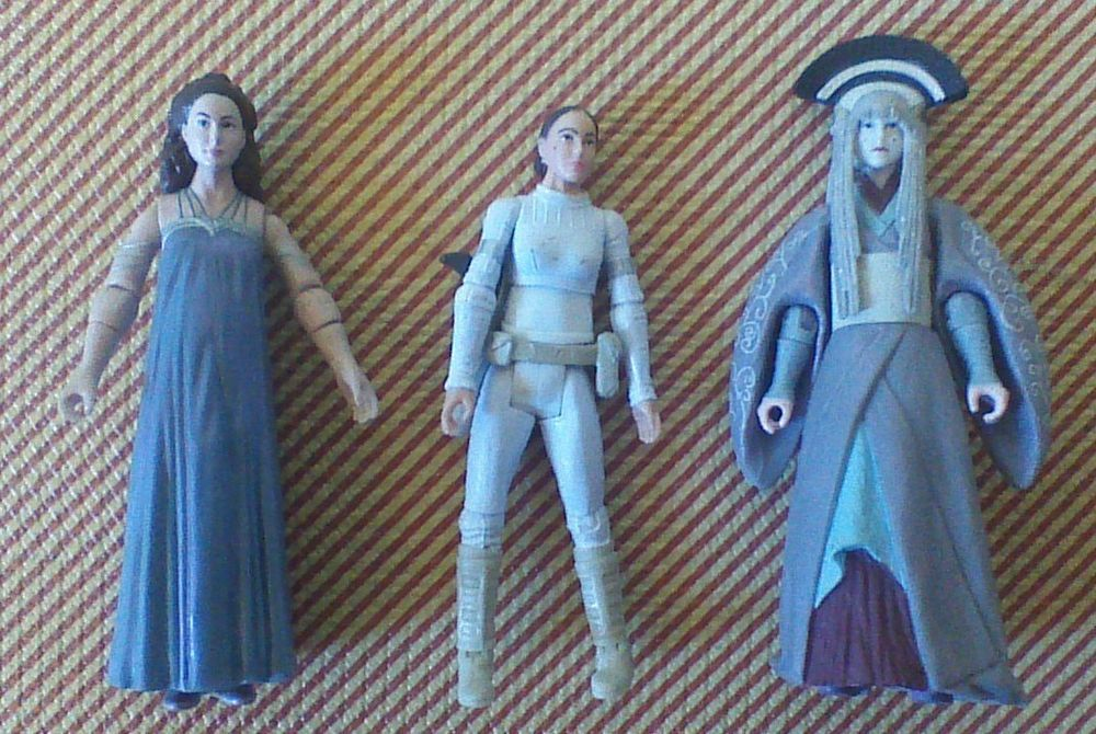 Figure Rare Legacy Action Evolutions Amidala Padme Lot Star Wars SzMVjLqUpG