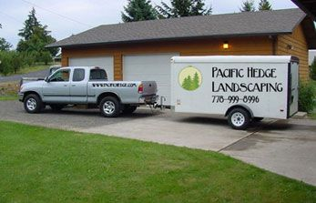 Pacific Hedge Landscaping -