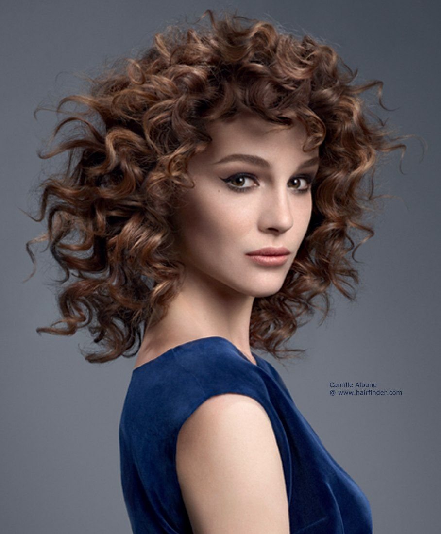 spiral curlers for long hair   Classic Cute Spiral Curls ...