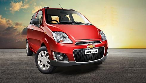 General Motors Launches Spark Limited Edition Chevrolet Spark