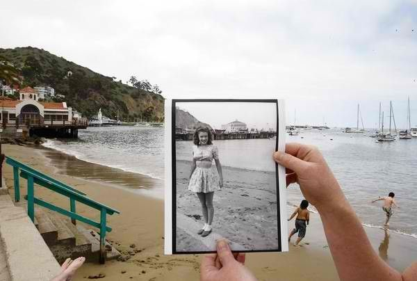 Norma Jean on Catalina