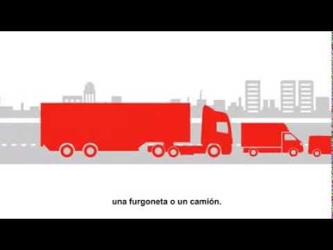 Importancia de una correcta sujeción de la carga en furgonetas y camiones