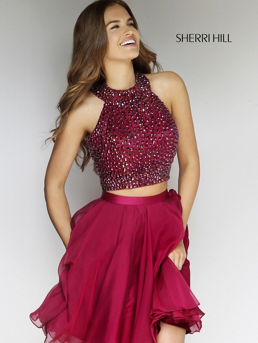Sherri hill prom dress prom dresses pinterest prom