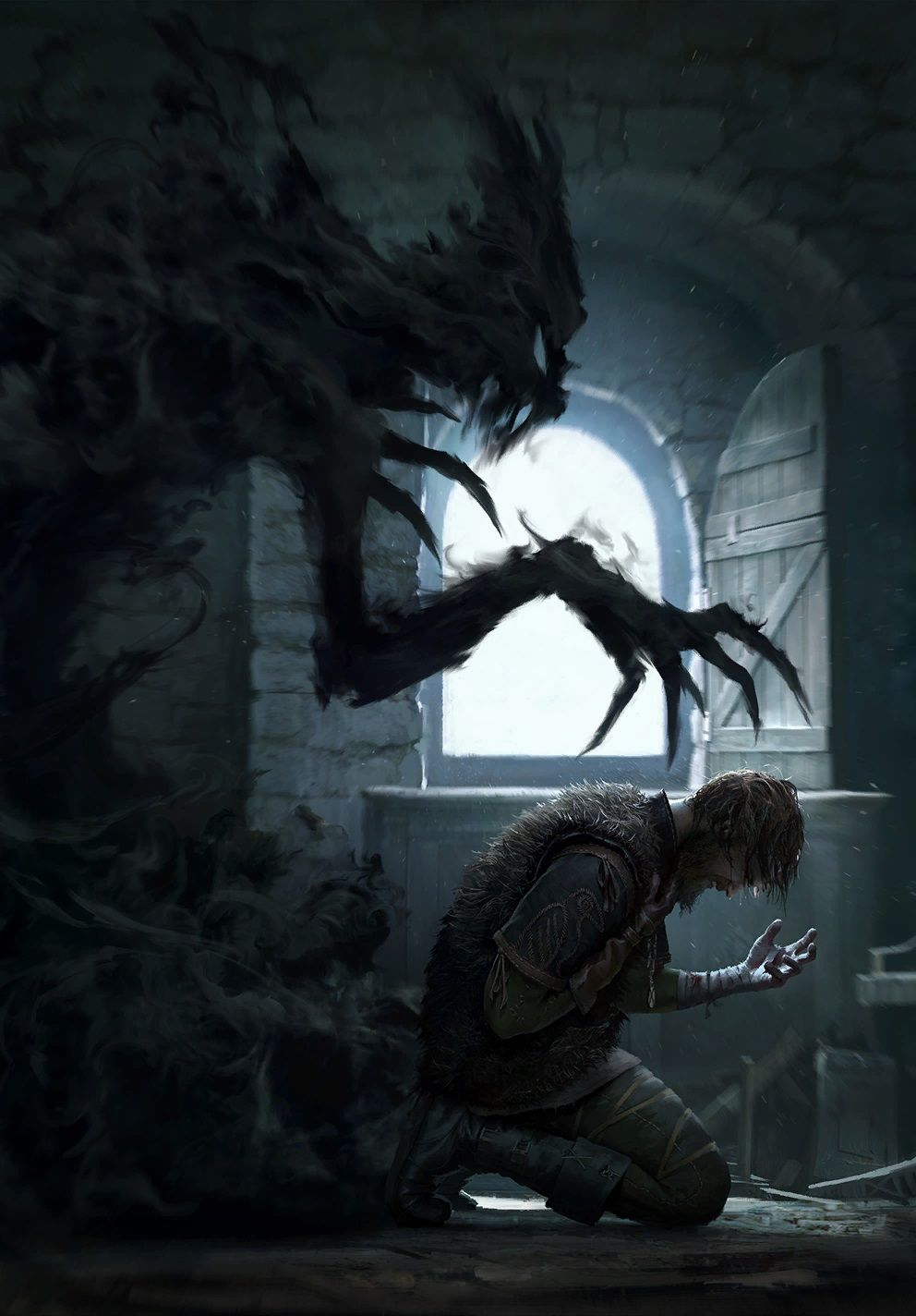 Photo of Inner demons fantasy picture