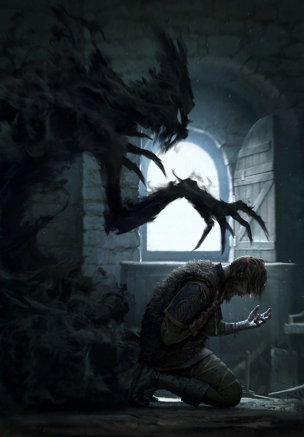 Inner demons fantasy picture