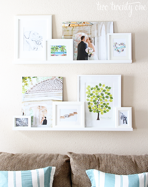 Living Room Picture Ledges Picture Ledge Two Twenty One Living Room Pictures Picture Ledge Room Pictures