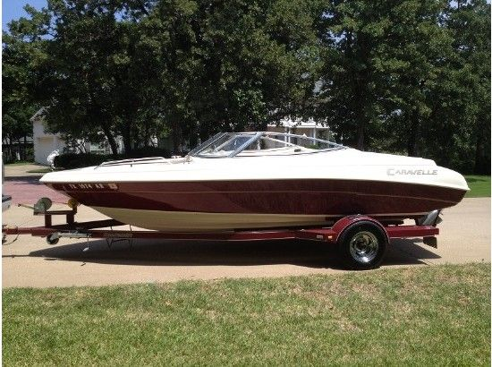 Used 1997 Caravelle Boats 1900 Flower Mound Tx 75022 Boattrader Com Boat Used Boats Yacht