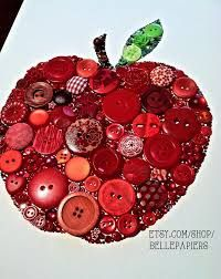 art with buttons - Google Search