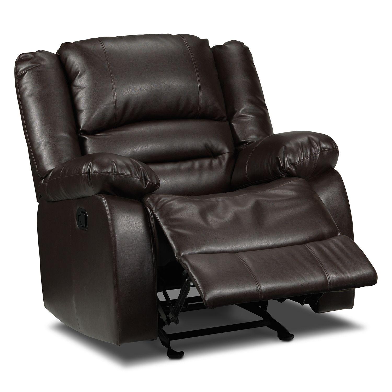 Rovina Rocker Recliner Leon S Furniture Pinterest Recliner  # Muebles Simon Marbella