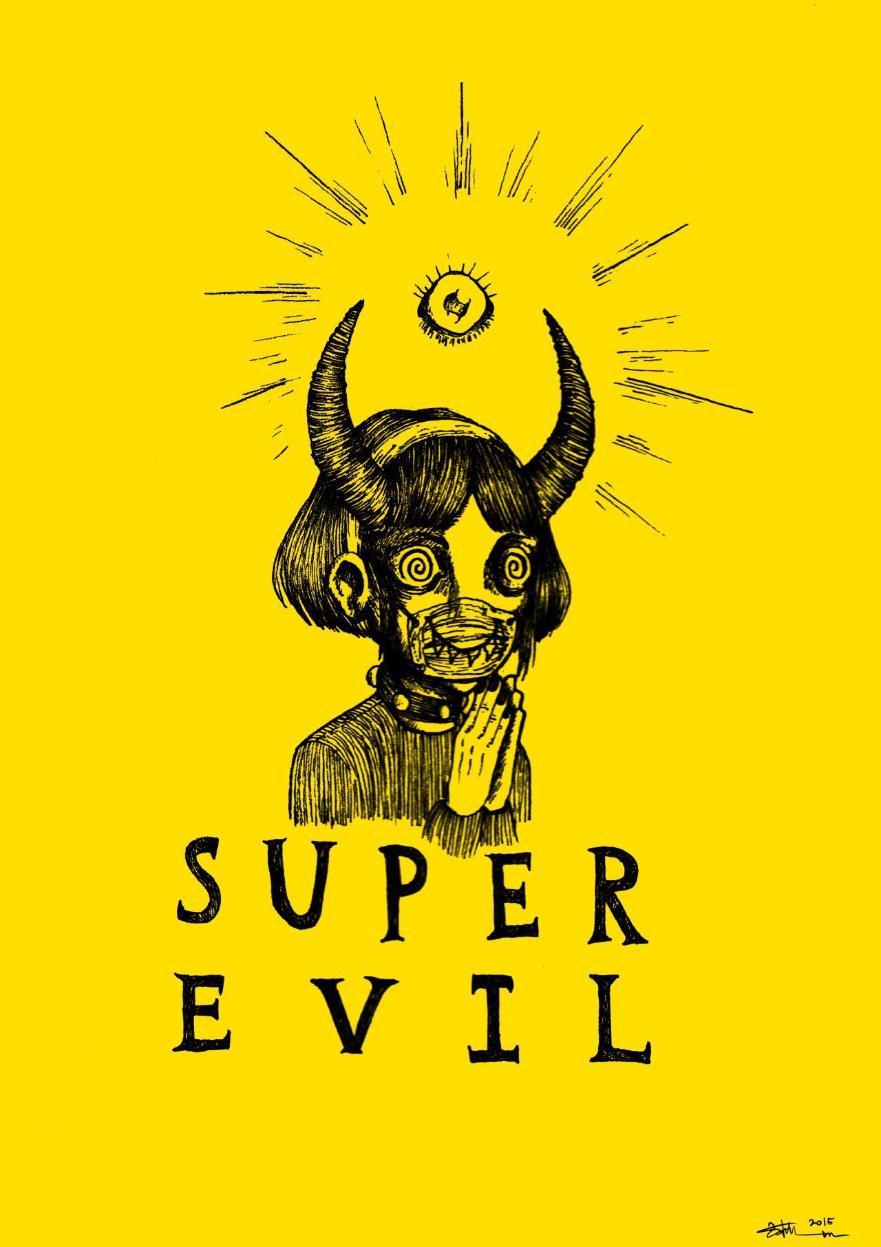 Super Evil Die Antwoord Evil Morbid