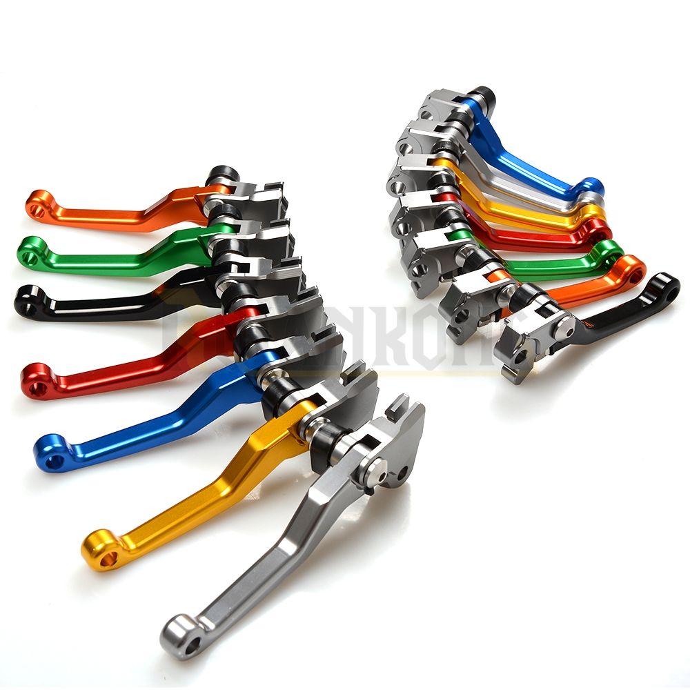 Pleasant Motorbike Brake Clutch Adjustable Pivot Cnc Levers For Creativecarmelina Interior Chair Design Creativecarmelinacom