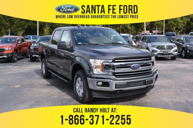 Used Ford 4x4 Trucks For Sale >> 2019 Ford F 150 Xlt 4x4 Truck For Sale Gainesville Fl