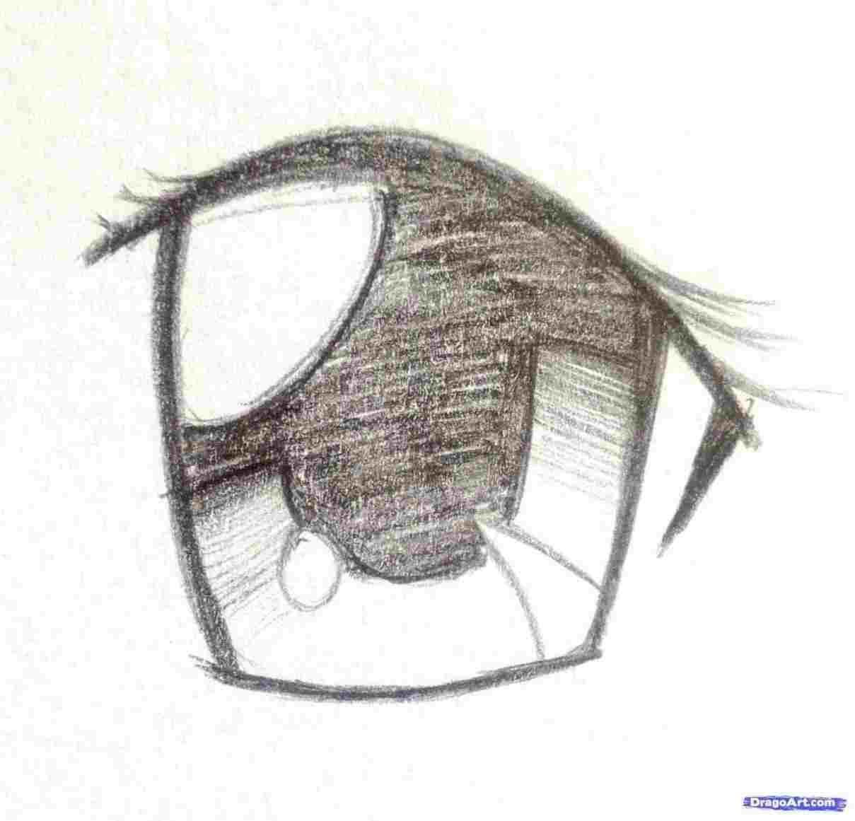 Ruang Belajar Siswa Kelas 6 Anime Drawings Easy For Beginners In 2020 How To Draw Anime Eyes Anime Eyes Anime Sketch