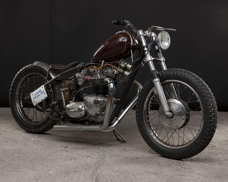 """b9a971942 1964 Triumph Bonneville AKA """"The 750,""""""""The TR6,""""""""The Triumf ..."""