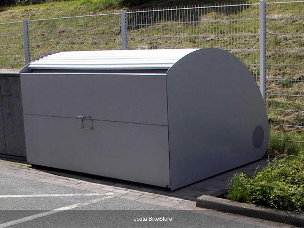 High Quality Bike Sheds | Bike Storage | Cycle Works Limited | Bike Lockers .