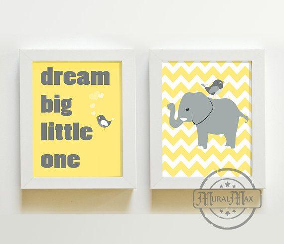 Nursery Art - Nursery Prints- Nursery Wall Decor- Kids Wall Art ...