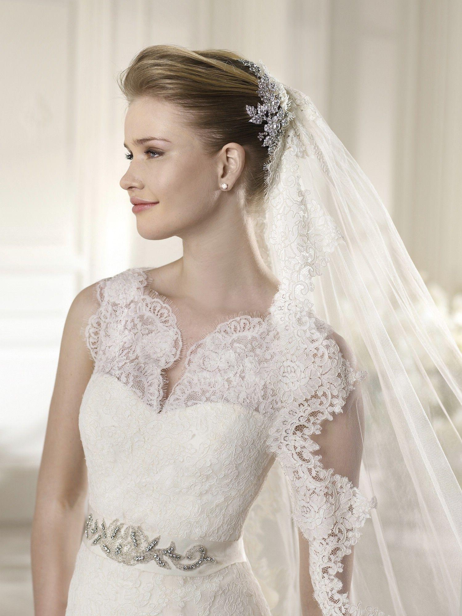 latest discount store popular brand San Patrick by Pronovias Wedding Dress Amman | Wedding ...