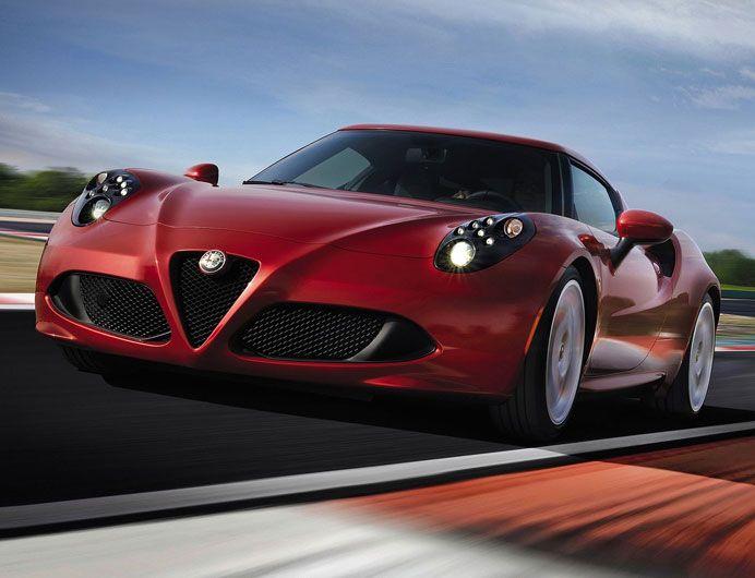 Alfa Romeo C Door Coupe TBi Alfa Tct Leasing ALFA ROMEO - Alfa romeo 4c leasing