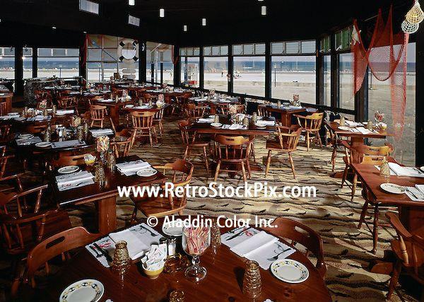 Sundbergs Restaurant Wildwood Nj Table Restaurant Wildwood Nj 1960 S Interior Of The Restaurant Wildwood Nj Wildwood Crest Nj Wildwood