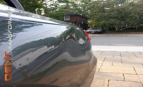Paintless Dent Removal should be your first choice for dent repairs. Fast, Convenient, Economical, Same day service