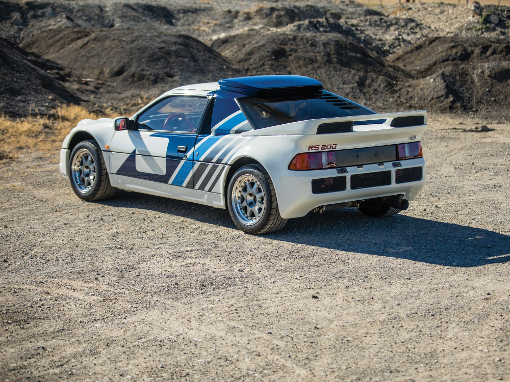 1986 Ford Rs200 Evolution In 2020