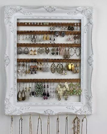 These Jewelry Storage Hacks Are Functional and Stylish