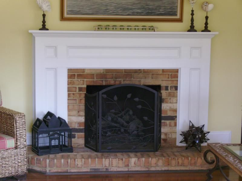 Fireplace Facades On Pinterest Fireplace Mantels Mantels And Fireplace Makeovers