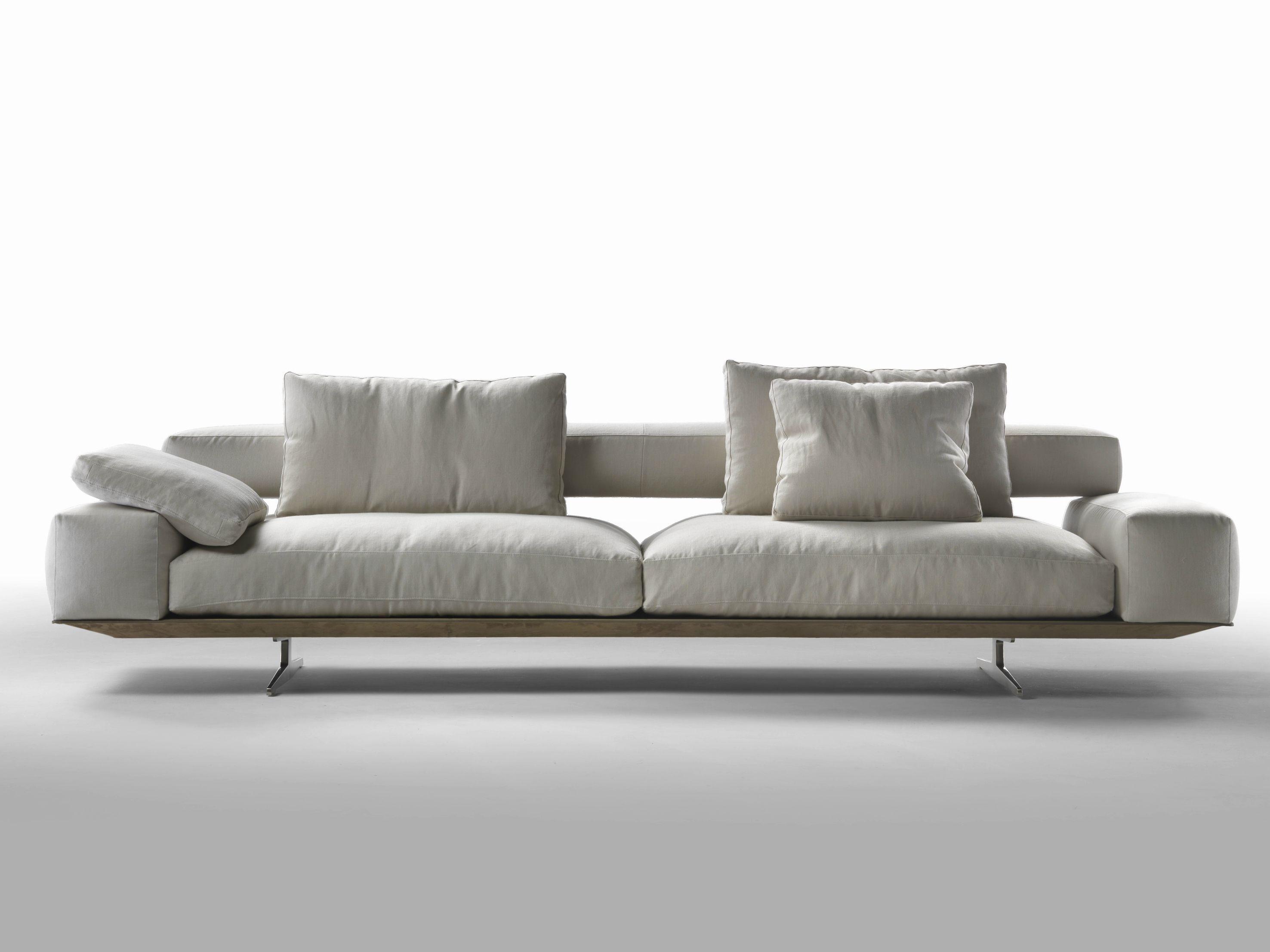 Divano Letto Moderno Flexform.Wing Divano A 2 Posti By Flexform Design Antonio Citterio Tecido