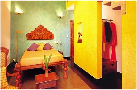 India-inspirit: Decor India-Inspirit Adore – An Indian Technicolor decor