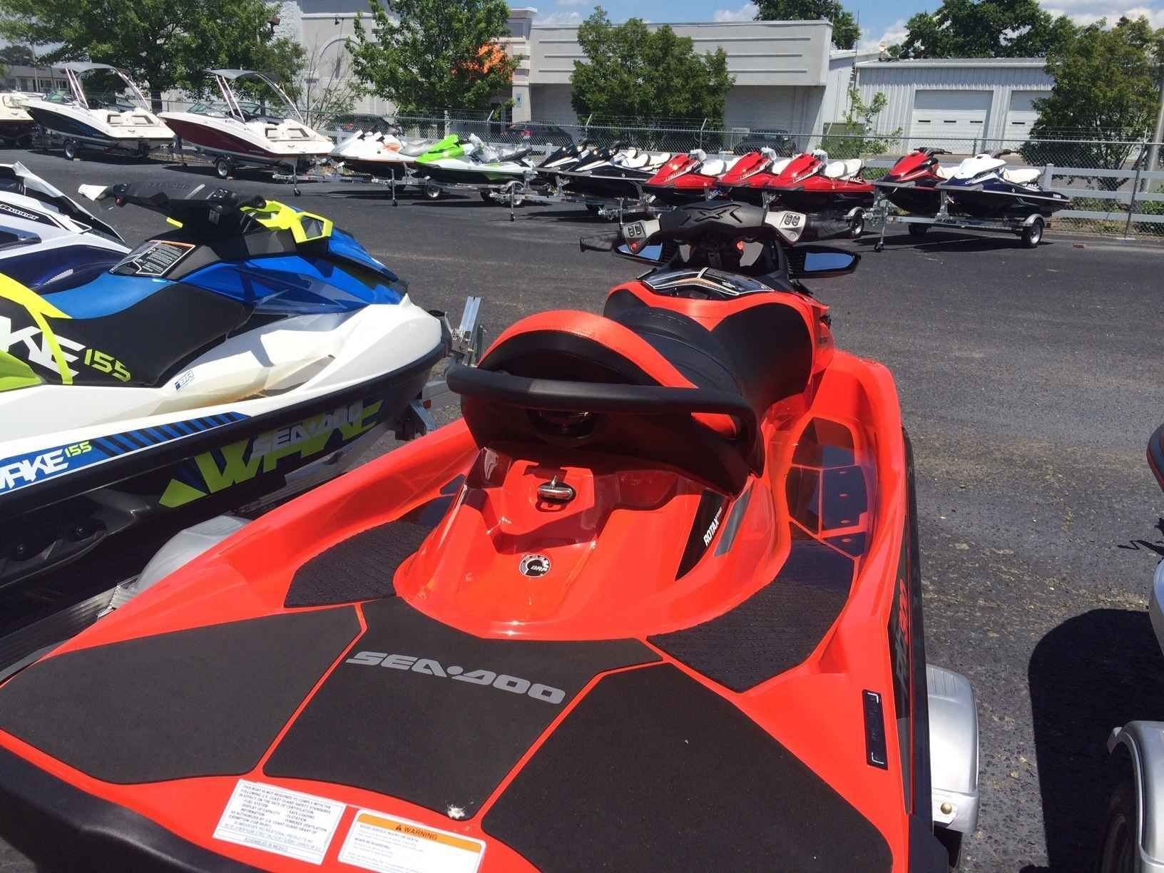 New 2016 Sea Doo RXT X 300 Jet Skis For Sale in North Carolina NC