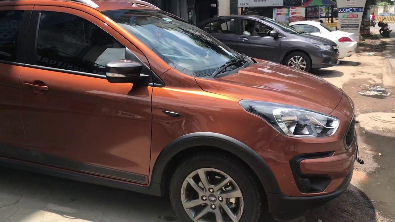 Ford Freestyle Titanium Petrol Ceramic Coating review