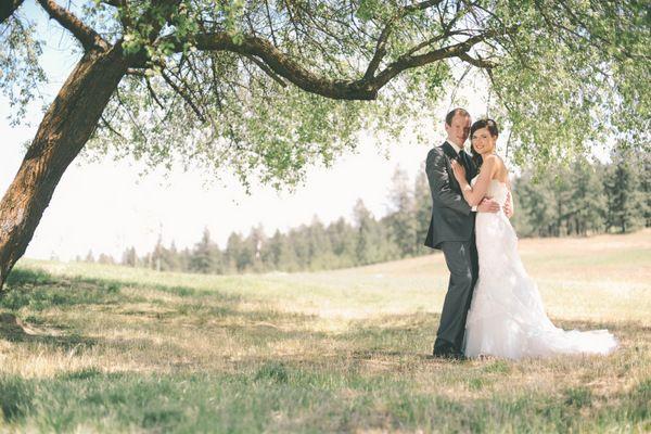Spring wedding at Beacon Hill!