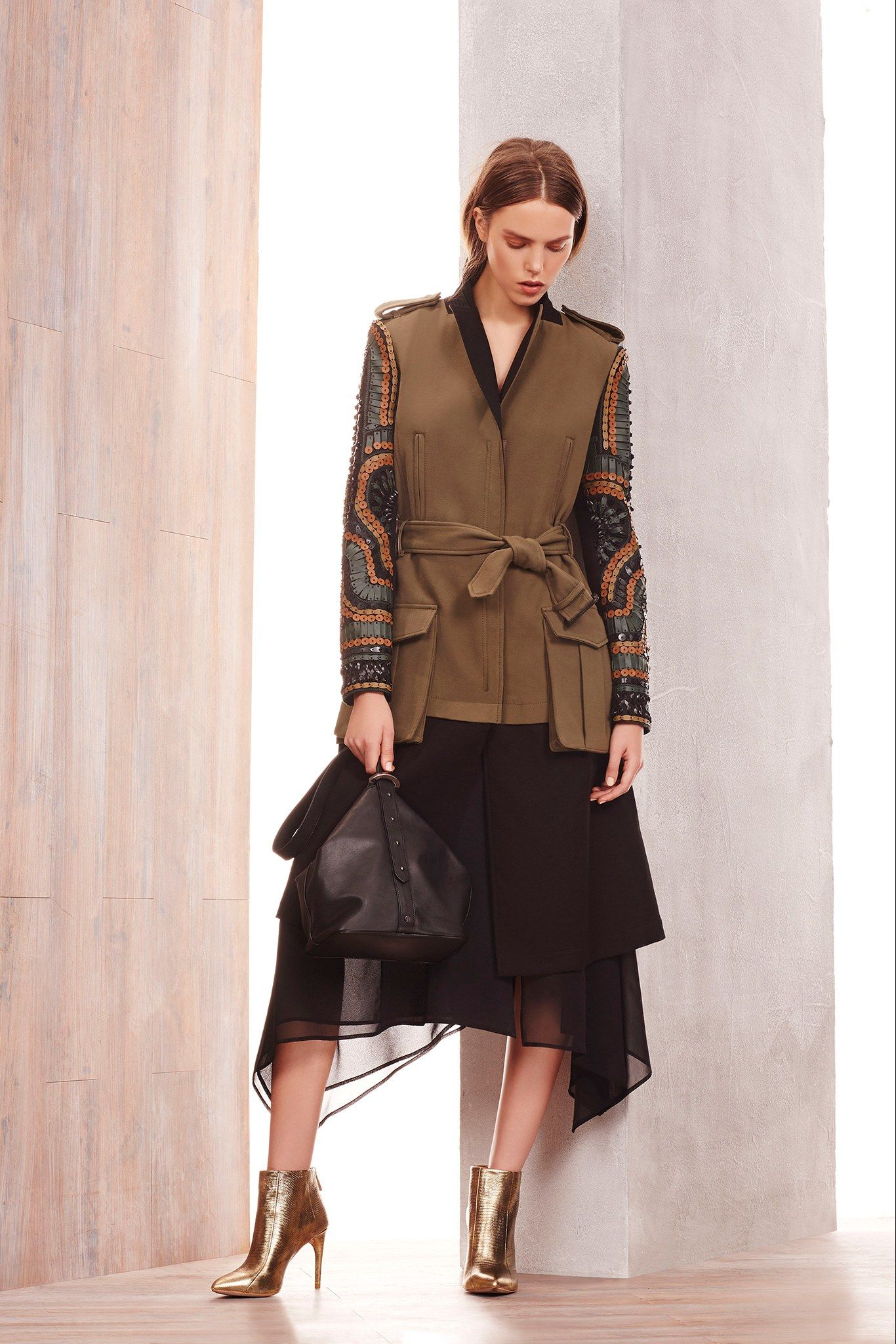 Discussion on this topic: See Every Look from the BCBGMAXAZRIA Fall , see-every-look-from-the-bcbgmaxazria-fall/