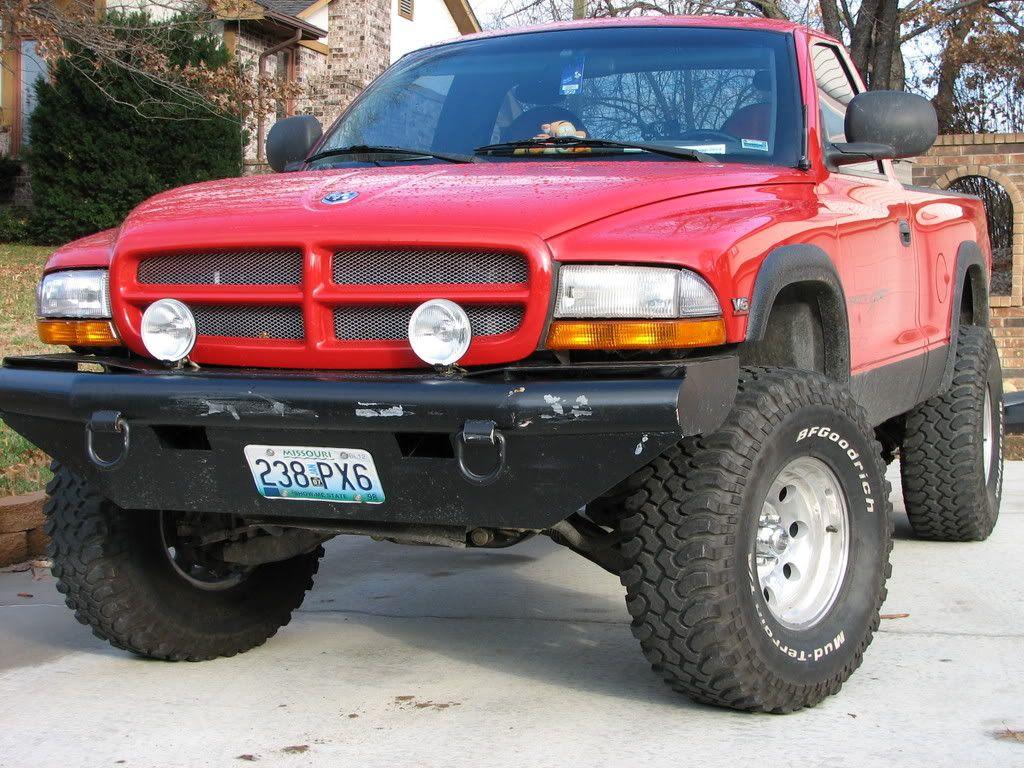 Fabtech Lift For 2wd Dodge Durango Forum Dodge Dakota Dakota Truck Dodge Durango