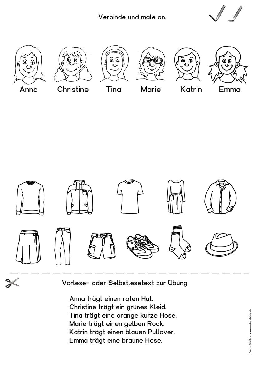 Arbeitsblatt Kunst Klasse 1 : Kostenloses arbeitsblatt für daf daz deutsch als