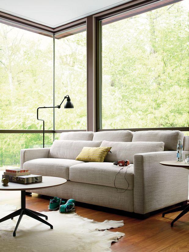 Vesper King Sleeper Sofa Living Room Sofa Interior Design