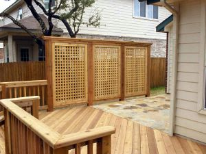 Deck Privacy Panels Outdoor Privacy Panels Backyard Sanctuary