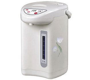 Spt Hot Water Dispensing Pot With Dual Pump System 3 2l Qvc