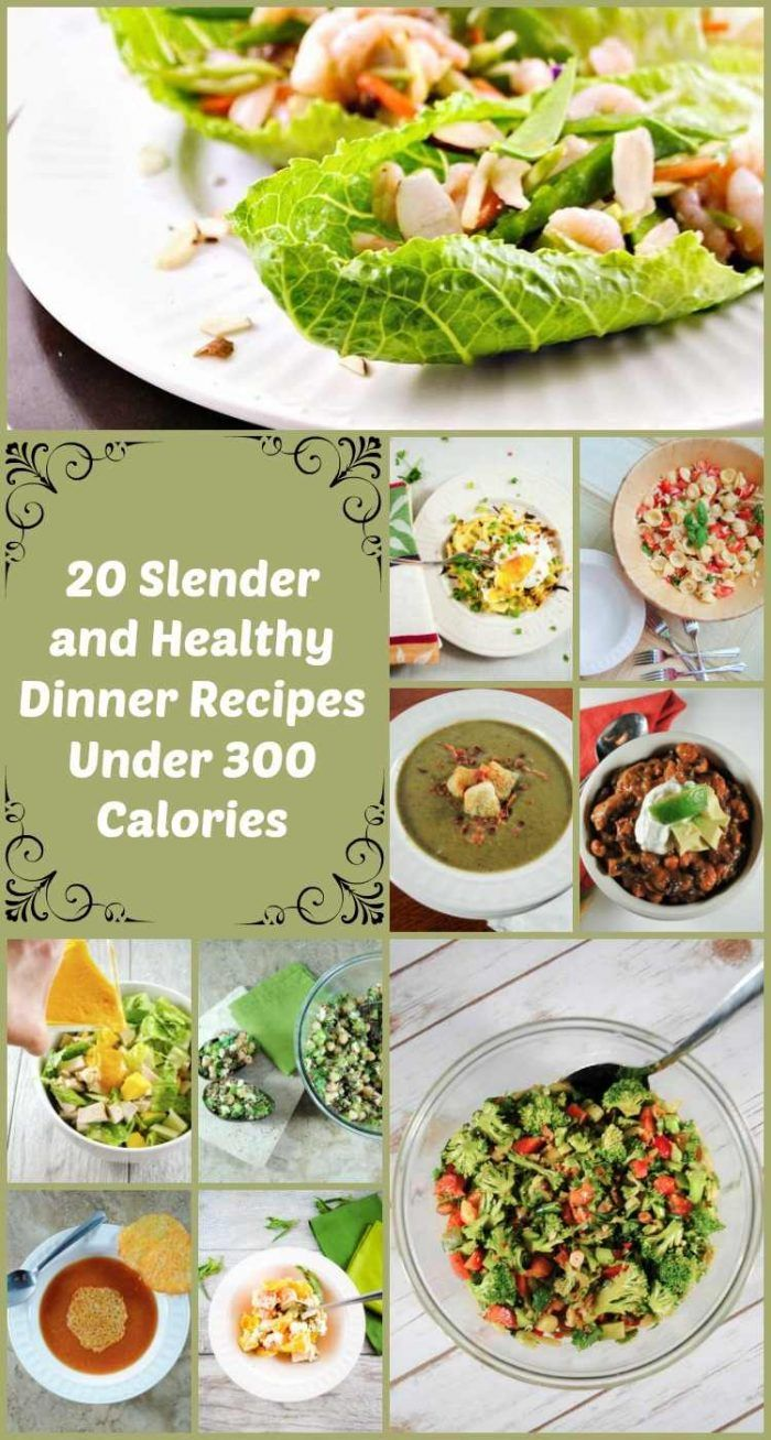 20 slender and healthy dinner recipes under 300 calories healthy 20 slender and healthy dinner recipes under 300 calories forumfinder Image collections