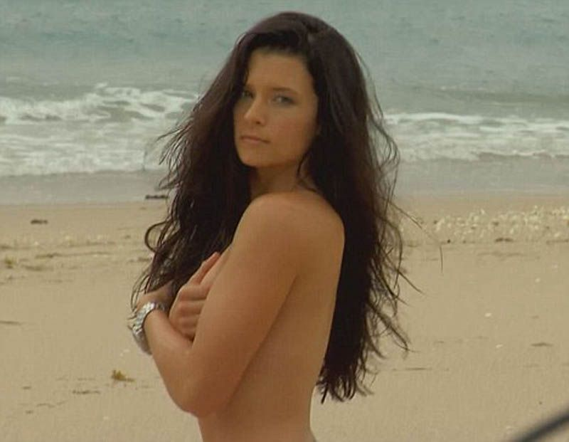april bowlby topless