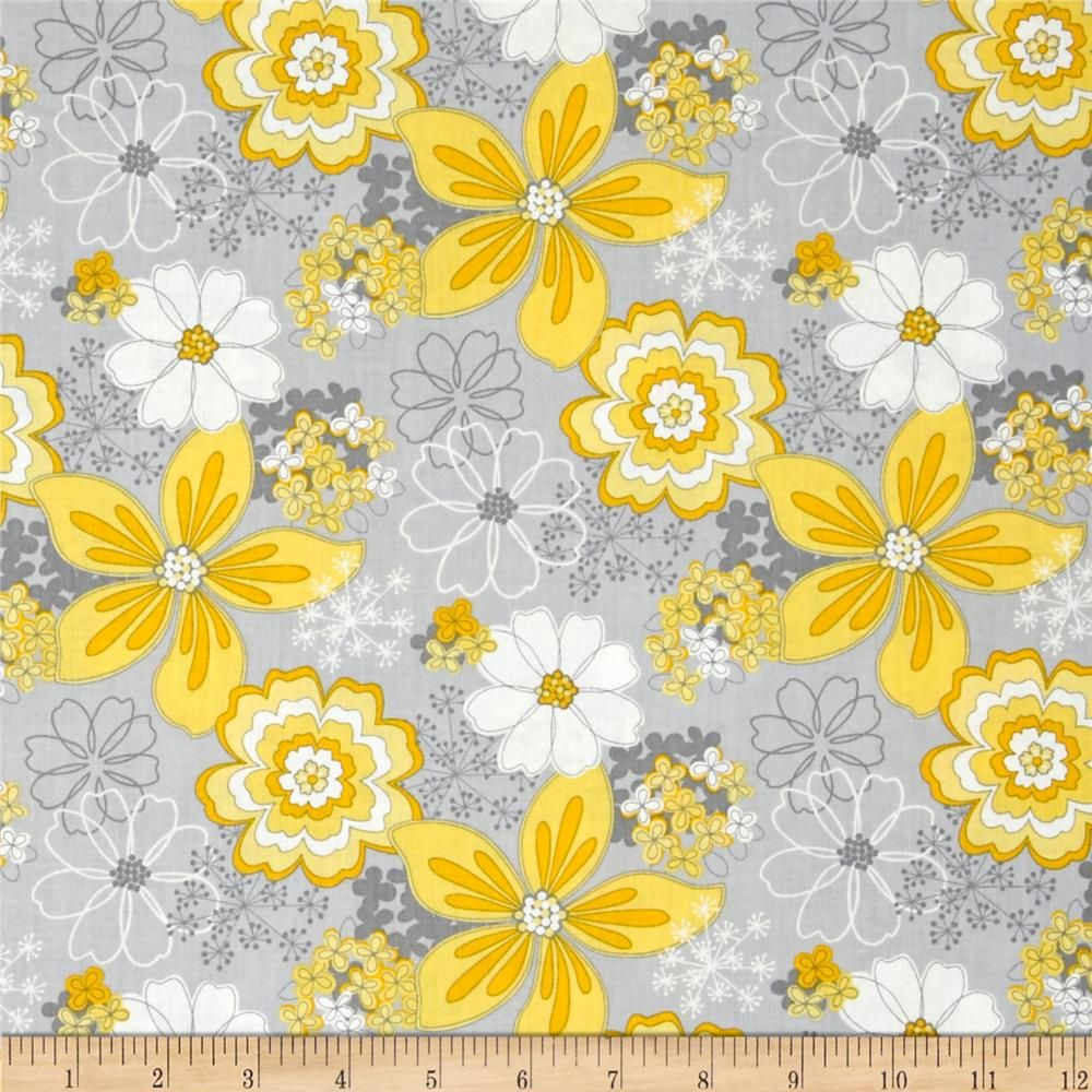 Gray Matters Floral Multi | Mia\'s Toddler Room | Pinterest ...