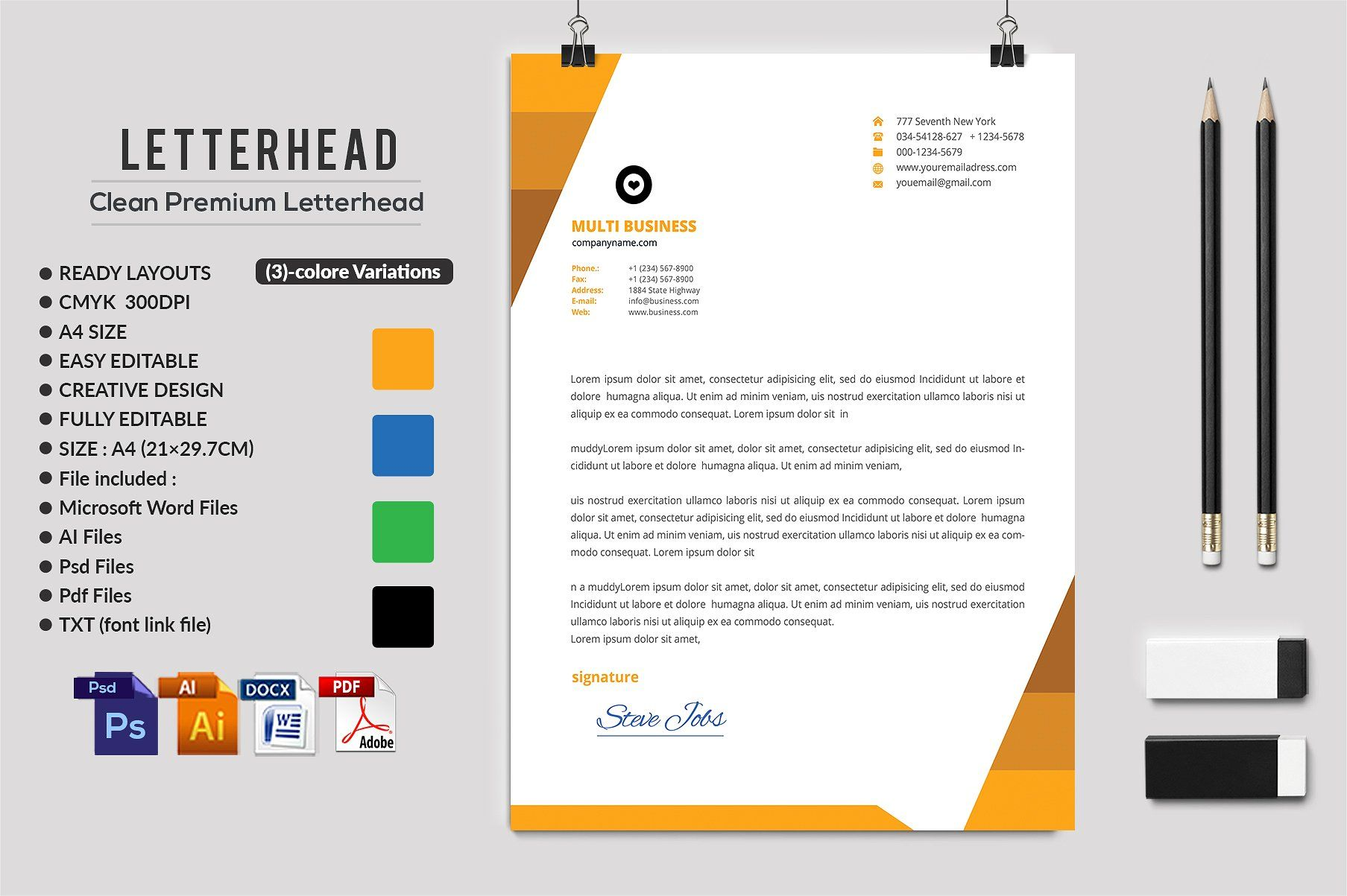 letterhead. letterhead, business card mock up photographer cv templates free perfect resume example 2019 with no experience sample pdf