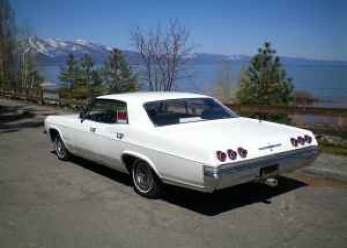 1965 Chevy Impala 4 Door 7500 So Lake Tahoe 1965 Chevy Impala Chevy Impala Impala