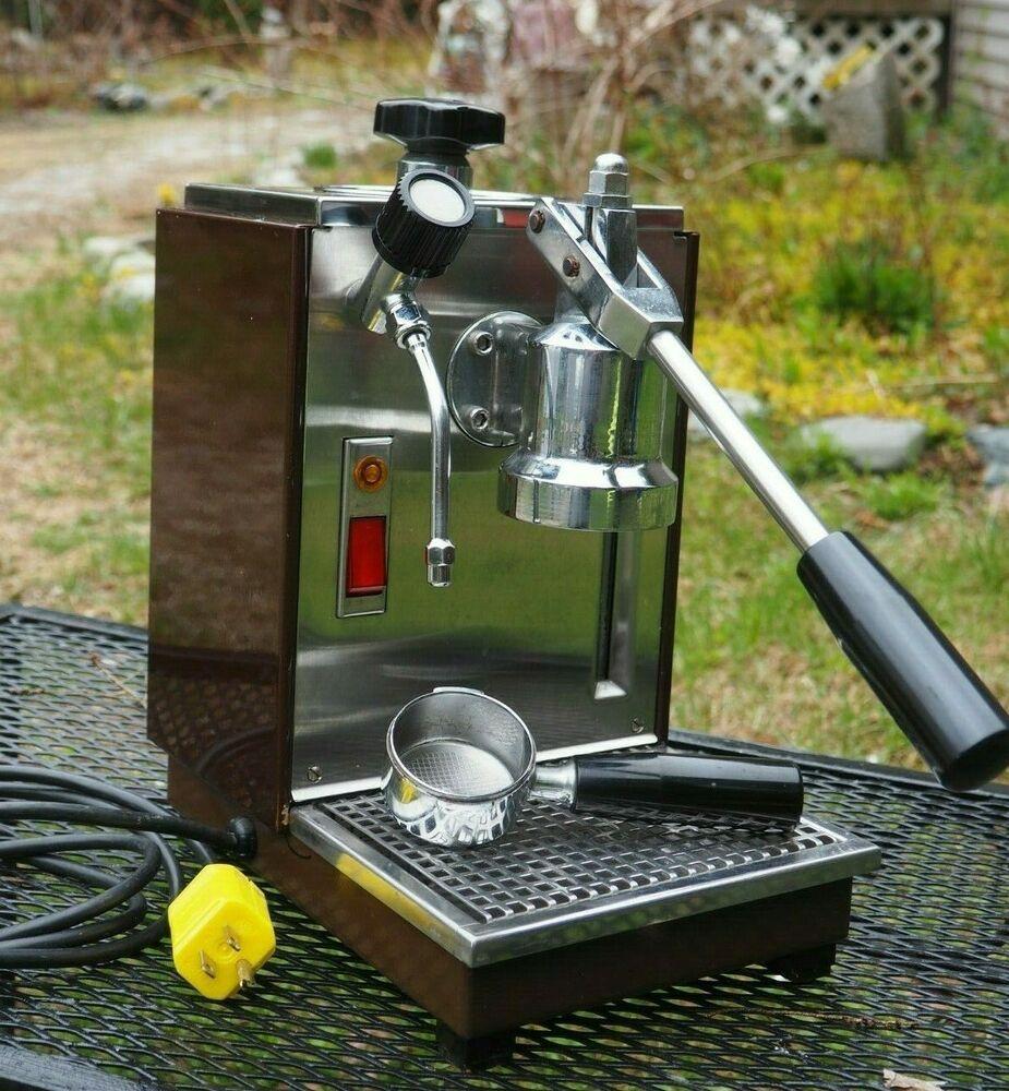 Olympia Express Cremina 67 Manual Lever Espresso Machine Tested Working 1980 Espresso Machine Automatic Espresso Machine Espresso