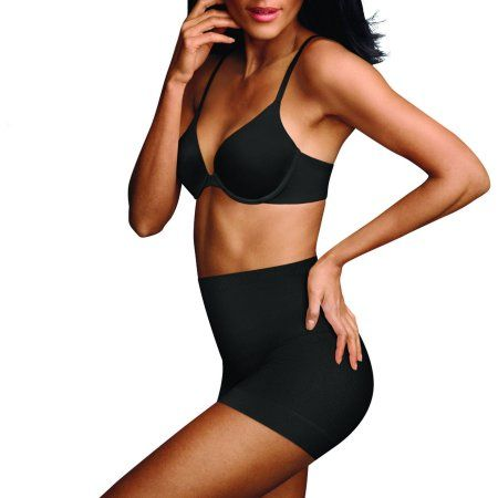 9f68c45fac30c Flexees by Maidenform Ultra Firm Seamless Boxer Shapewear