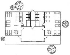 Summer Camp Cabin Floor Plans Bing Images Cabin Floor Plans Floor Plans Cabin