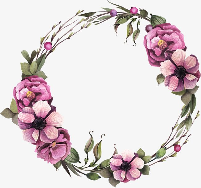Flowers Green Leaf Wreaths Flowers Leaf Wreath Png And Vector With Transparent Background For Free Download Wreath Illustration Wreath Drawing Floral Wreaths Illustration